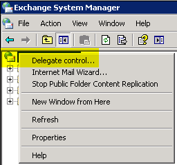Remove the last legacy Exchange 2003 Server from an Exchange 2010 Organization – the last steps often forgotten!