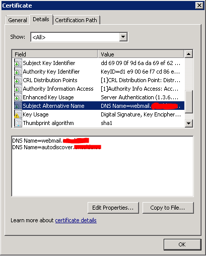 How to create a certificate request csr and issue certificate if yadclub Images